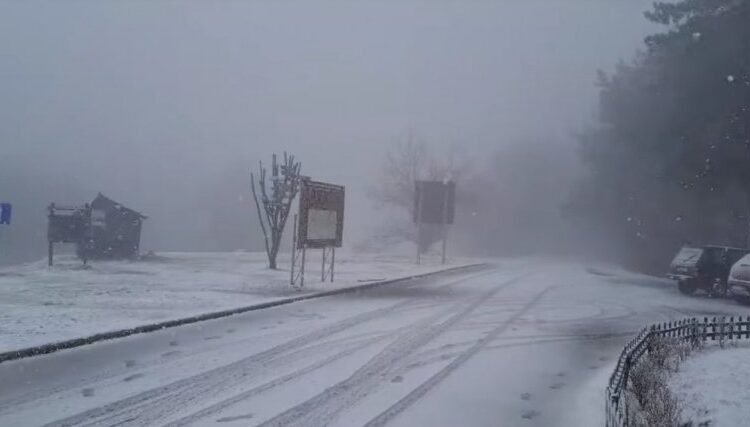 IN THIS PART OF SERBIA, THE MOST SNOW WILL FALL!