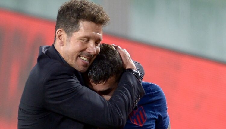 Diego Simeone talks about the fight for the title in