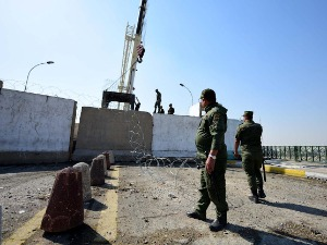 Mossad intelligence center in Iraq attacked