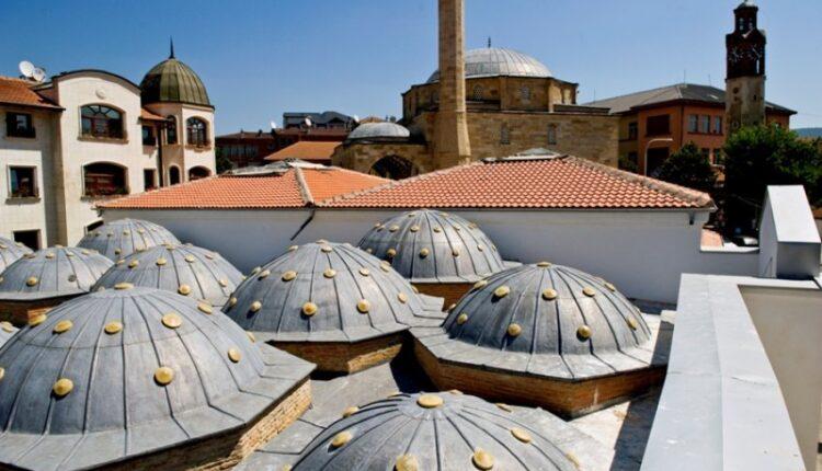 Municipality: The restoration of the Great Hammam in Prishtina has