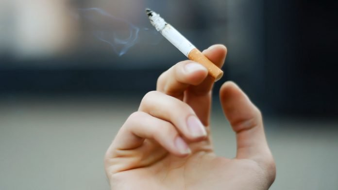Smoking is expected to be banned for those born after
