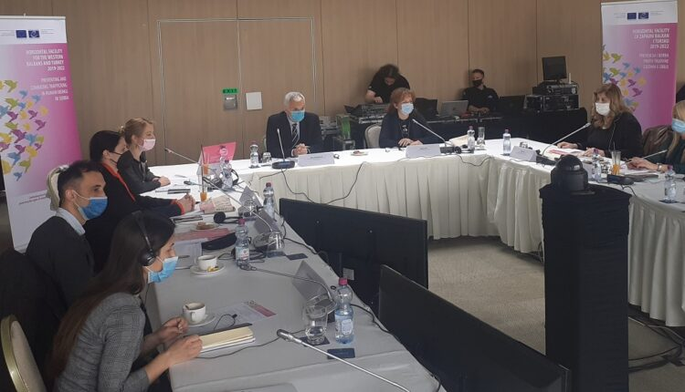 Fourth Steering Committee Meeting of the Anti-trafficking Action in Serbia