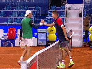 Krajinovic, harder than expected, defeated Travalj