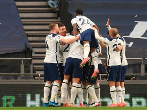 Tottenham and City to points after the turnaround