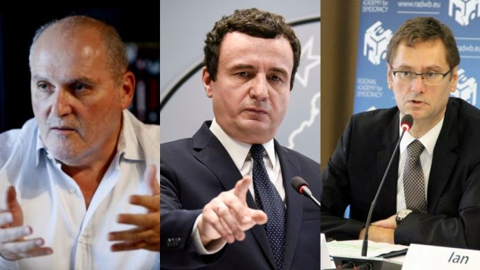 Kurti has invited Veton Surroi and Blerim Shala to become