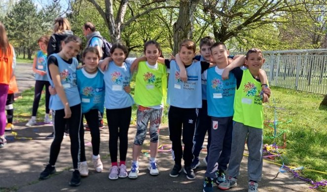 YOUTH SPORTS GAMES VISITED KIKINDA FOR THE SEVENTH TIME: Over