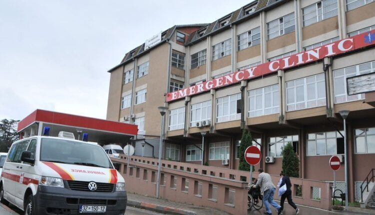 Prishtina Emergency Center receives about 100 calls per day