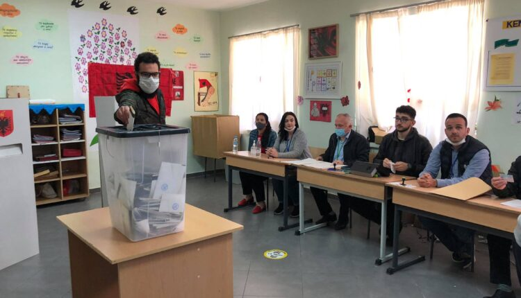 Citizens expressed great interest in voting in Tirana for change