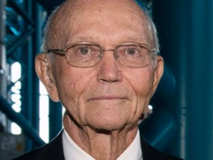 Astronaut Michael Collins, a tireless space promoter, has passed away