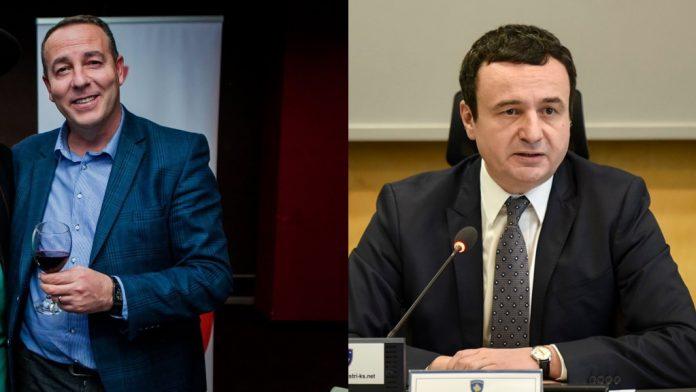Ridvan Berisha finally leaves RTK, accuses Albin Kurti