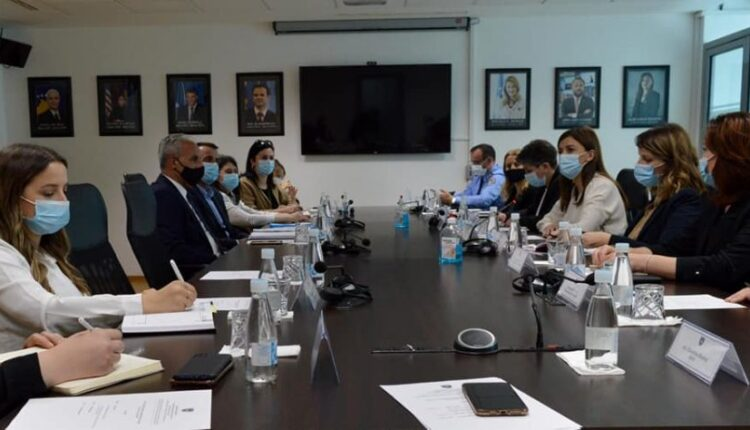 The Inter-Ministerial Coordination Group addresses the issue of domestic violence