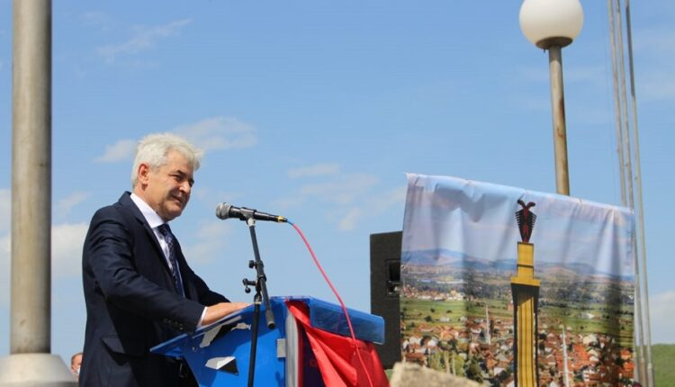 Ahmeti: We must make all the dreams of the heroes