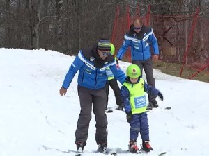 May snow and skiing on the Stara Planina