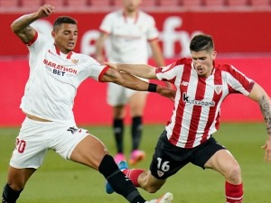 Goodbye, the title – Athletic won in Seville with a