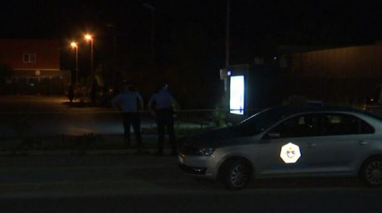 Suspicion of explosive device: Witnesses say a bearded man left