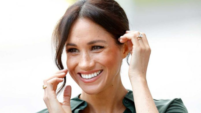 Meghan Markle published the first children's book, but is accused
