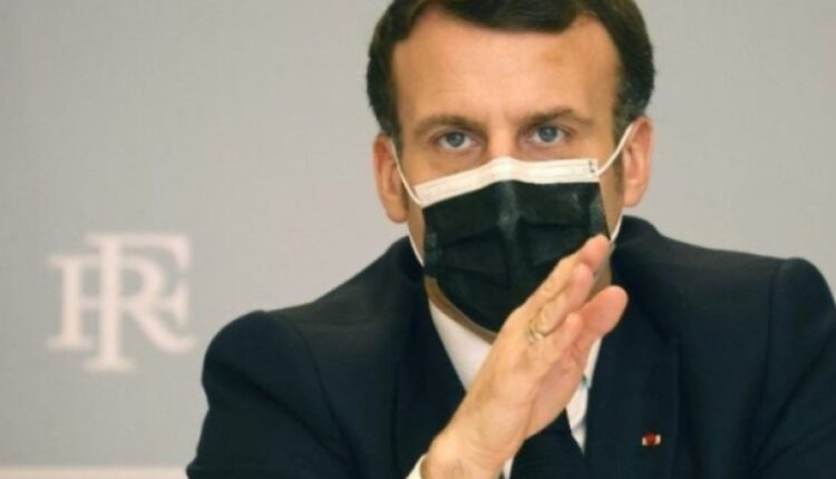 Macron: US to end export ban on antiCOVID-19 vaccines