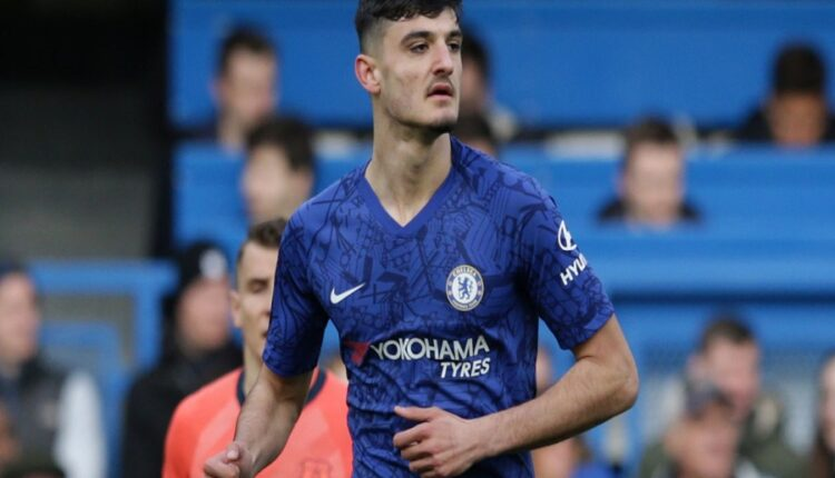 Chelsea want to extend Broja's contract