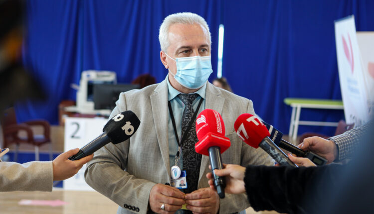Bardhi: About 3700 health personnel have been vaccinated with Pfizer