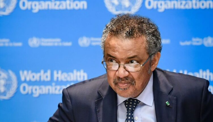 Tedros: Vaccine diplomacy aims at cooperation