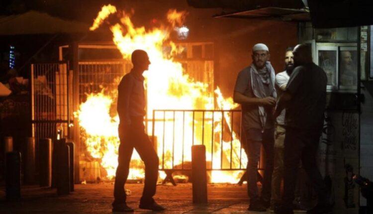 Night of fighting between Israel and Hamas: Over 20 casualties