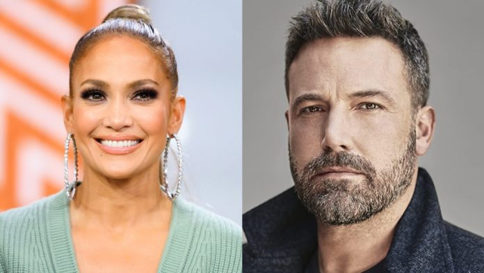 17 years after the separation, Jennifer Lopez and Ben Affleck