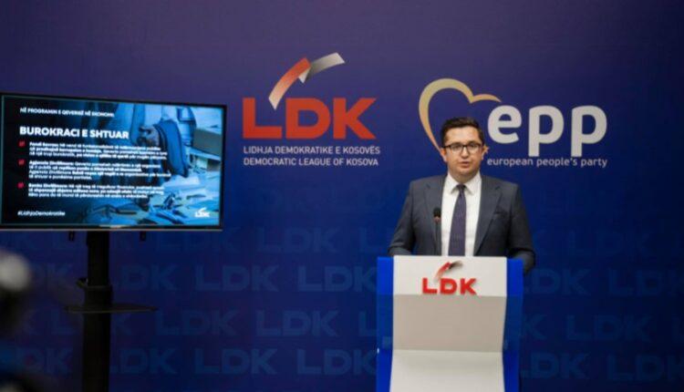 Mustafa: In economic terms, this program of the Kurti Government