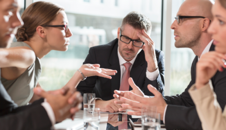 How to avoid discussions about workplace policy?