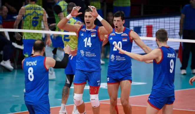 SERBIAN VOLLEYBALL PLAYERS PLAY IN HONOR OF VGSK! Veliko Gradište