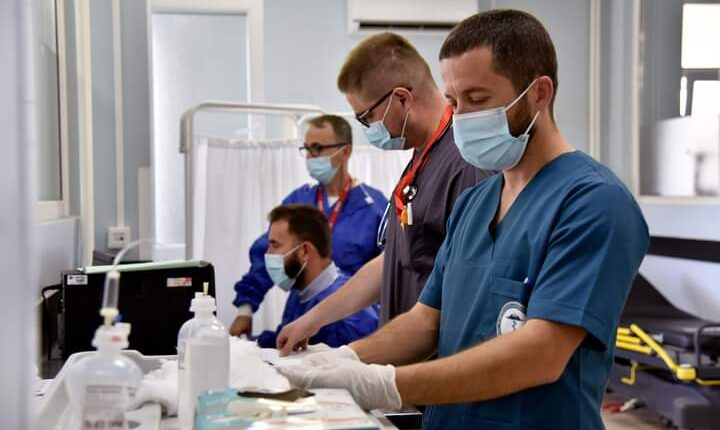 Emergency Clinic overloaded – KosovaPress
