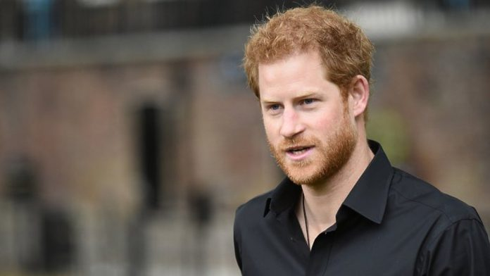 For the first time, Prince Harry talks about mental health