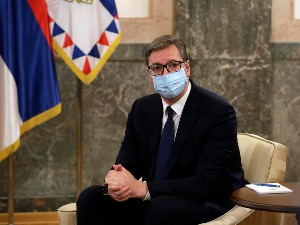 Vučić on Monday with Stoltenberg and at the Brdo-Brioni summit