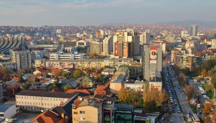 """""""Trauma, not a game"""", high schools in Prishtina protest on"""