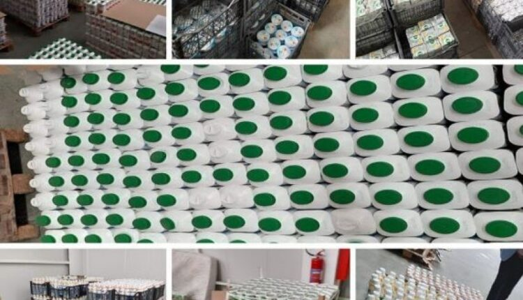 Expired goods in the amount of 11 thousand euros in