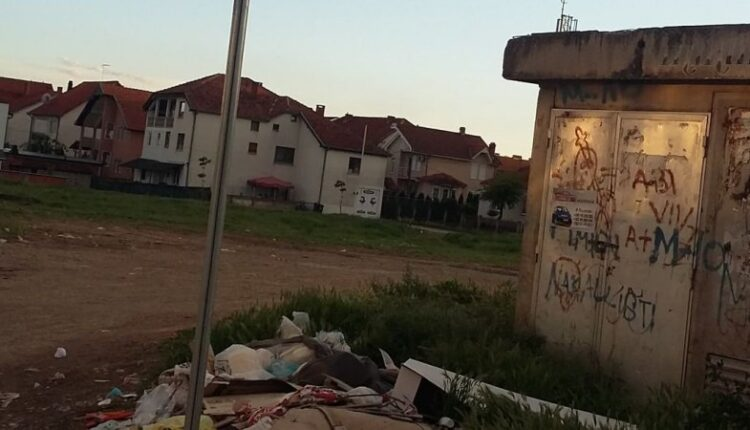 Crime against nature does not stop in the Dardania neighborhood,