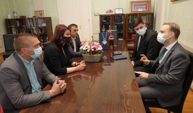 UZICE WELCOMED A RESPECTED GUEST! The Turkish consul announced possible