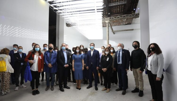The Kosovo Pavilion is inaugurated at the Venice Biennale for