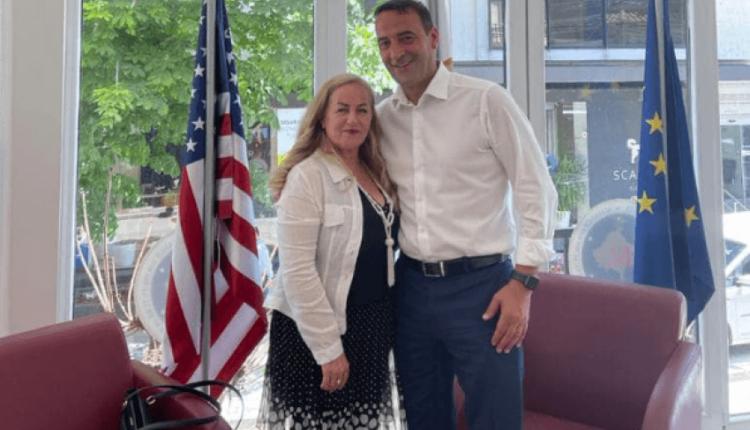 Haradinaj introduces the AAK candidate for Prishtina