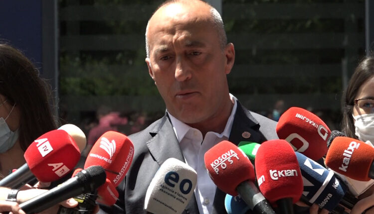 Haradinaj presents concerns to Kurti: There is confusion on the