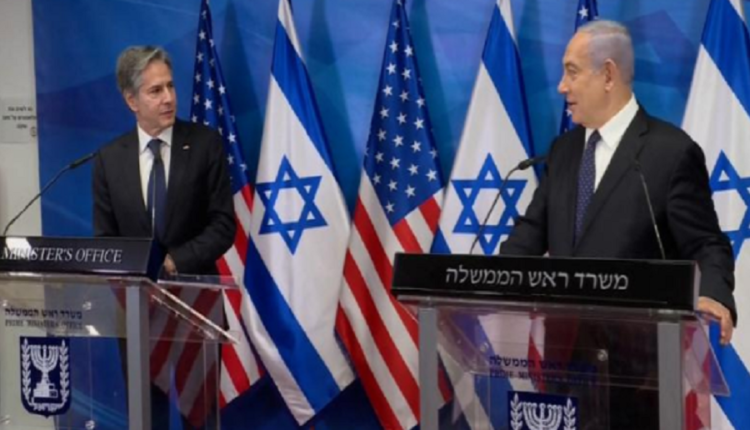 Blinken: The US will contribute to the reconstruction of Gaza