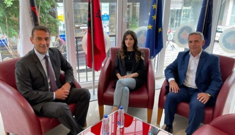 Daut Haradinaj presents the next candidate for Assembly in Prishtina
