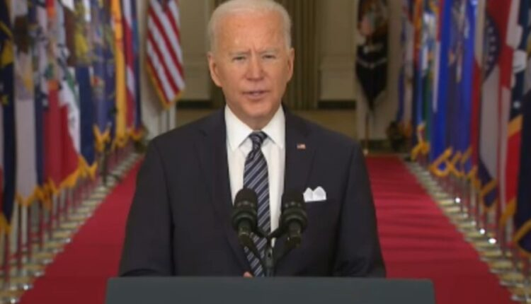 Biden aims to revive the US economy with an ambitious