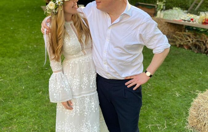 Boris Johnson marries Carrie Symonds in Westminster Cathedral