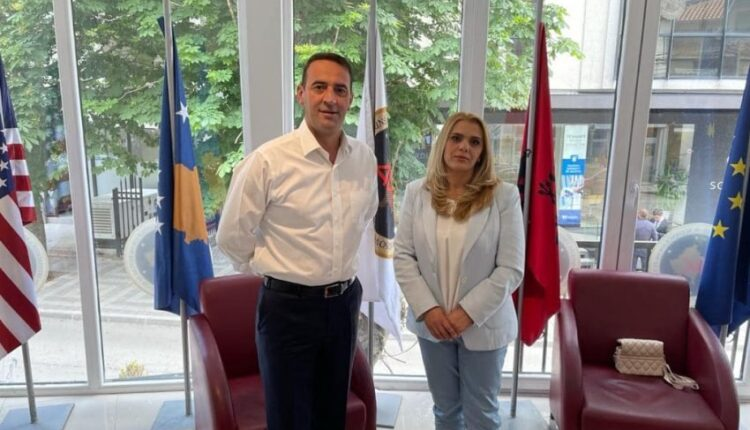Daut Haradinaj introduces the next candidate: Strong support for our