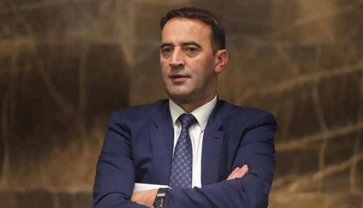 Daut Haradinaj is expected to be joined tomorrow by an