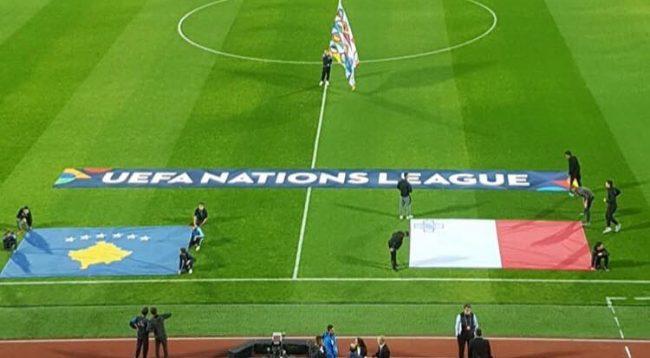 The friendly Kosovo-Malta – KosovaPress starts