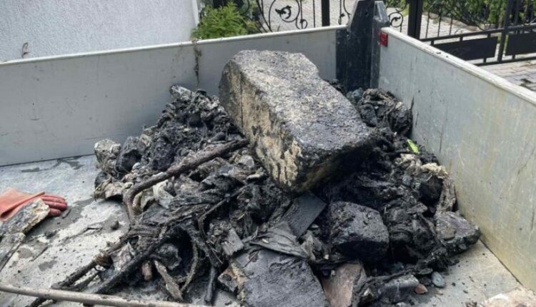 "RWC ""Prishtina"" calls on citizens: Do not throw waste in"
