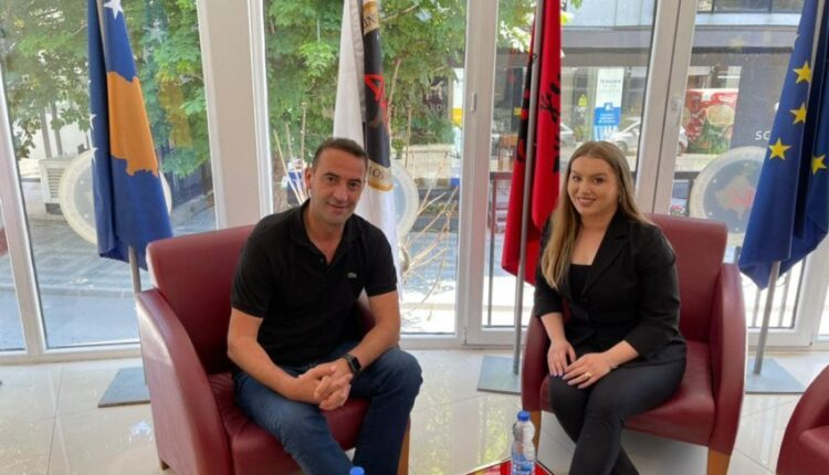 The LB member joins AAK, competes for Assembly in Prishtina
