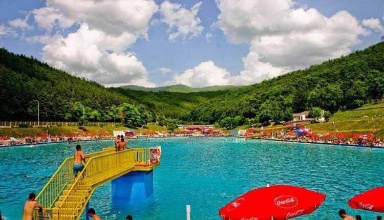 """Gërmia swimming pool will be opened on the """"Liberation Day"""""""
