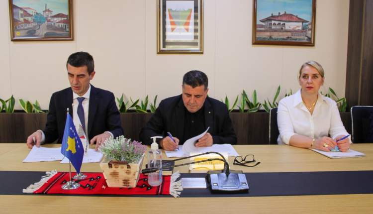 Agreement signed for the official transfer of the Bus Station